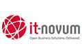 Logo it-novum GmbH