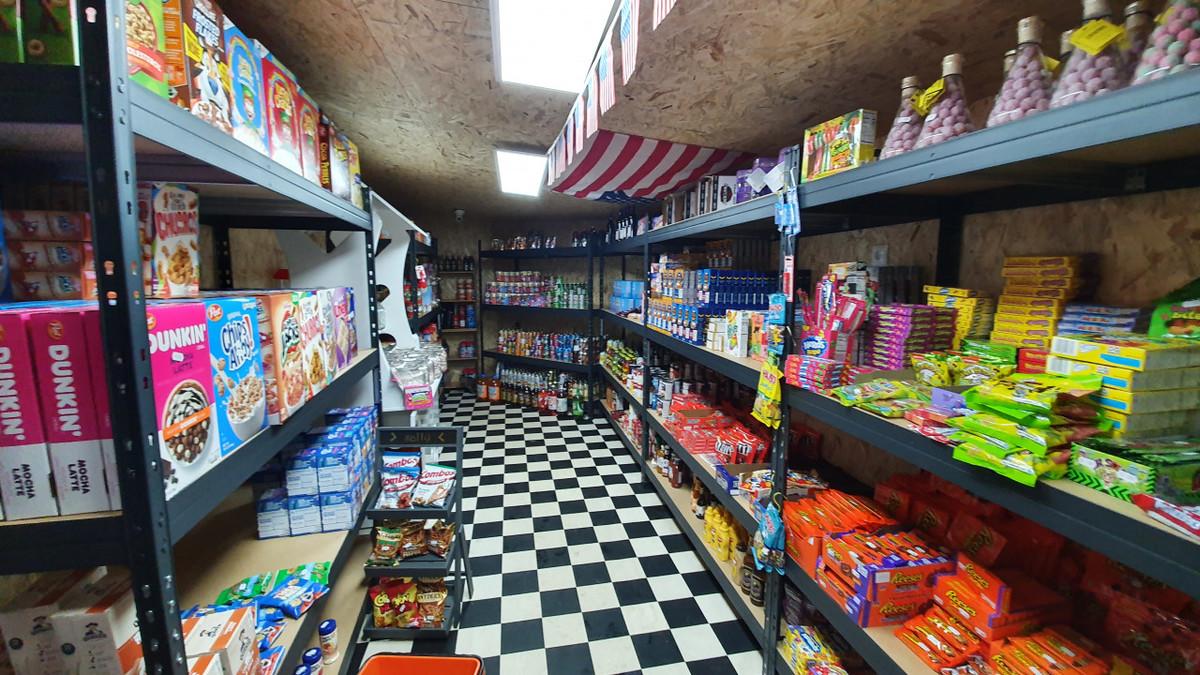 Ein American Candy Shop Mitten In Hunfeld Osthessen News