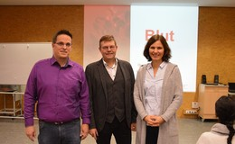Vortrag von Dr. med. Andreas Opitz am Domgymnasium