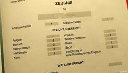 Gegen die Erwägung Wiesbadens: CDU will an Schulnoten festhalten