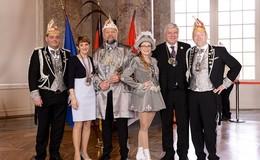 Ministerpräsident Volker Bouffier empfängt hessische Tollitäten
