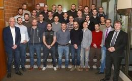 32 Absolventen an der Ferdinand-Braun-Schule verabschiedet