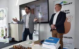 Gründerpreisträger stellt neue Teesensation vor