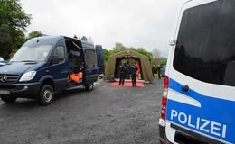 Schleusungsszenario: Behördenübergreifende Übung der Bundespolizei