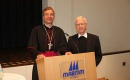Neuer Oberhirte sprach über Herausforderungen ans Priestersein