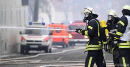 Leitstelle meldet: Wohnhausbrand in Alheim-Hergershausen
