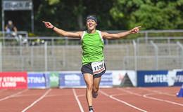 26. Fulda Marathon mit zwei Premieren: Heinbuch und Santagati siegen