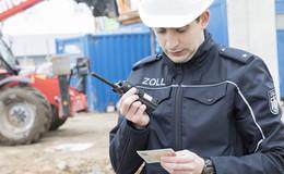 Sechs Ukrainer auf privater Baustelle in Haimbach vom Zoll festgenommen