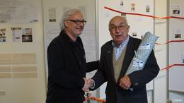 Klaus Nietzer mit Ausstellung in Segelflugmuseum geehrt - neuer Service