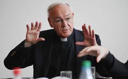 Feierlicher Abschied: pax christi dankt Bischof em. Heinz-Josef Algermissen