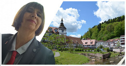 Warum bewirbt sich Ute Riebold (Die PARTEI) als Rathauschefin in Bad Herrenalb?