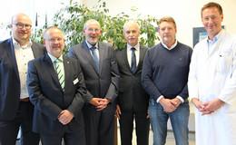 Werner Berg nach 48 Jahren in den Ruhestand verabschiedet