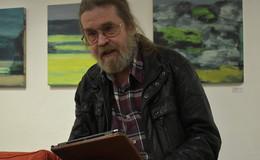 Gegensätze ziehen sich an: Wolfgang Hohlbein in der Kinder-Akademie