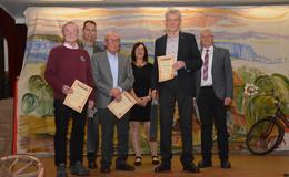 Heimat- und Kulturverein schloss mit Festabend das Jubiläumsjahr ab