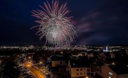 Soll das alljährliche Feuerwerk verboten werden? - Ihre Meinung war gefragt