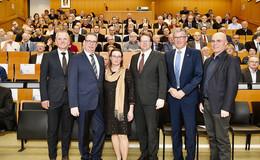Klinikum-Vorstand wieder komplett: Burkhard Bingel offiziell ins Amt eingeführt