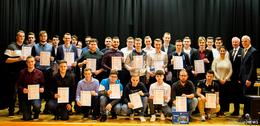 Freisprechungsfeier der Elektroinnung Fulda - 33 Azubis erhielten Gesellenbriefe