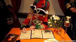 Generalmajor zum Botschafter des Vorstädtischen Bürgervereins ernannt