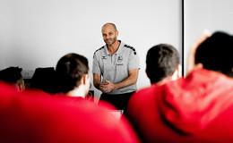 MT Melsungen stellt Trainer Heiko Grimm frei