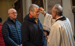 Am Aschermittwoch geht's erst richtig los - Messe in der Stadtpfarrkirche