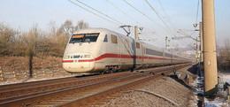 ICE-Trasse: Ausbau zwischen Gelnhausen und Fulda nimmt wichtige Hürde