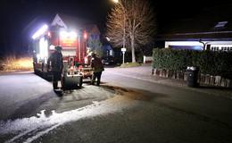 Feuerwehr im Einsatz: Pizza im Backofen vergessen