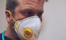 60.000 FFP-2 Schutzmasken als Spende an die Hessen-Caritas