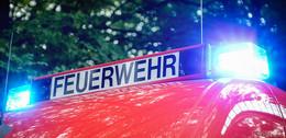 Starke Rauchentwicklung: Misthaufen in Angersbach entflammt
