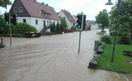 Untere Wasserbehörde: Wetterbericht verfolgen - mögliches Treibgut verstauen