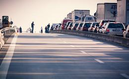 Pfingstwochenende: Weniger los auf den Autobahnen als im Vorjahr