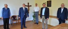 41.000 Euro aus der Drescher-Taubert-Stiftung an Oblaten und soziale Projekte