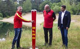 DLRG und Björn Steiger Stiftung starten neues Projekt gegen den Ertrinkungstod