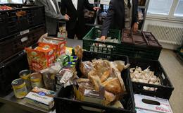 1,25 Millionen Euro Soforthilfe an Landesverband Tafel Hessen ausgezahlt