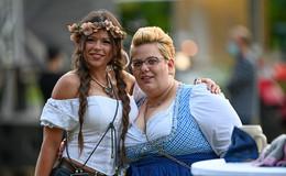 Premiere in der Hessenmühle: Dorfrocker spielen erstes Live-Konzert - BILDER