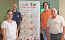Sportkreis Fulda-Hünfeld als Vorreiter - Inklusionslotse offiziell vorgestellt