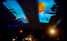 Eine Reise durch Raum und Zeit in der Stiftsruine mit Astronaut Thomas Reiter