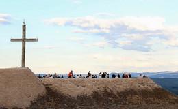 Spender des Kreuzes auf dem Kaliberg: Josef Quinkler verstorben