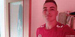 Petr Paliatka junior stellt sich privaten und sportlichen Herausforderungen