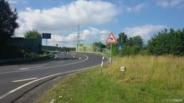 A 66: Mehrtägige Vollsperrung der Auffahrtsrampe in Richtung Frankfurt