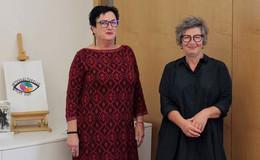 Endlich wieder Kultur: Lesung mit Astrid Ruppert und Traudi Schlitt
