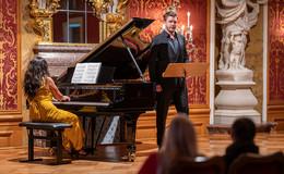 Sturmnacht im Fürstensaal: Vertonte Gedichte von Goethe und Heine