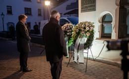 Gedenken an Reichspogromnacht: Dürfen Ereignisse nicht vergessen