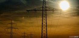 Stromausfall in der Nacht: Fehler innerhalb des Umspannwerkes