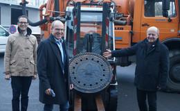 Jürgen Fehl ist neuer Geschäftsführer des Abwasserverbandes