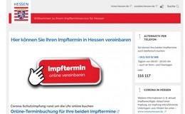4.000 Impftermine vereinbart: Hohe Nachfrage sorgt für Serverausfall