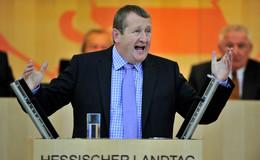 Schlagabtausch:Günter Rudolph (SPD) wettert gegen Ziegler-Raschdorf