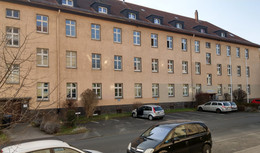 Neue Sozialwohnungen am Gallasiniring: Auch Arztpraxis geplant