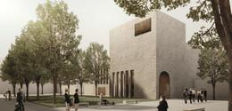 Weg frei fürs Archiv: Quartier rund um Antoniengasse erhält neues Gesicht