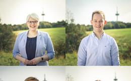 Rund vierzig Kandidaten treten für den CDU-Nachwuchs an