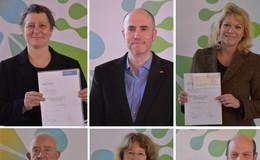 Umwelt- und Naturschutzpreis verliehen: Preisträger ausgezeichnet